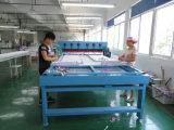 Nouveau design Fashion prix faible échantillon de tissu livre/Carte de couleurs/verre Machine de découpe du chiffon de nettoyage