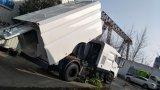 청결한 차량 물 유조선 광범위하는 트럭 거리 청소 트럭을 세척하는 도로
