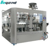 Teor alcoólico automática de bebidas gaseificadas de máquinas de enchimento