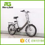Малый электрический велосипед 36V 250W складывая E-Велосипед Ebikes Китая с En15194 меньший пудинг