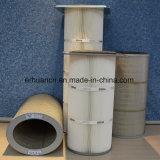 China de fábrica OEM cartucho de filtro automático de la sustitución del colector de polvo