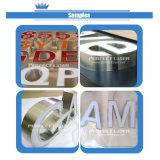 Tipo automatico perfetto macchina piegatubi del laser nuovo della lettera della Manica per alluminio