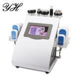 6 in 1 cavitazione ultrasonica strumentazione/40K di Liposuction che dimagrisce macchina