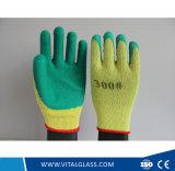 Sicherheits-Latex beschichteter Arbeits-Handschuh mit CER u. ISO9001