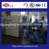 Cadena de producción de la protuberancia del alambre y de cable de PVC/PE/PU para el alambre y el cable