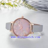 최신 판매 시계 스테인리스 숙녀 시계 (WY-17036A)