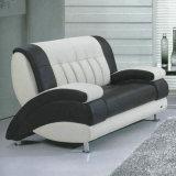 El mejor sofá de cuero moderno de la oficina del precio al por mayor de la fábrica de la calidad (829)