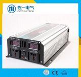 1000W Inverter DC 12V AC 220V de onda senoidal pura inversor de 2000W de potencia pico de coche inversor convertidor coche