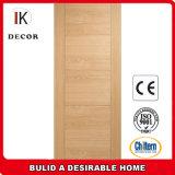 Les fournisseurs de la Chine conçoivent le plus tard la porte intérieure de porte en bois