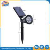 Moderne 24V 6h Solar-LED Rasen-Beleuchtung mit LED-Lampe