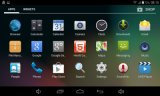 2017 Bulk In het groot Androïde Tablet PC van de Tablet van de Tablet van ROM van Allwinner van 7 Duim A33 8GB Androïde