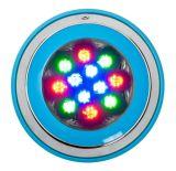 다중 색깔 방수 IP68 12V 35W PAR56 수영풀 LED 빛