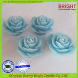 Candele di galleggiamento di figura del fiore della decorazione di festa fatte in Cina