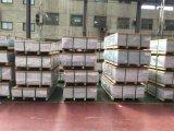 Heet/walste het Blad van het Aluminium van 3000 Reeksen met Beschermende Film koud