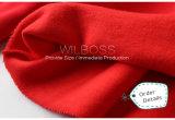 L'americano ordina gli stili rossi inverno/di autunno più del normale spessi e l'Alto-Waisted Grey caldo di Hoodies