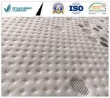 Il Grey punteggia il tessuto del materasso del poliestere