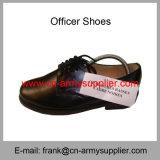 Оптовые дешевые ботинки офицера армии полиций неподдельной кожи Китая воинские