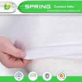 Protector impermeable del fallo de funcionamiento de base del ácaro del polvo de la cubierta de colchón de la tela en 4 tallas