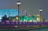 Bridgelux ébrèche la lumière de jardin de la première lumière DEL de poste de DEL