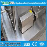 Frasco de vidro de Bebidas Carbonatadas máquina de enchimento de água