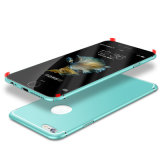 Het zachte Mobiele Geval van de Rugdekking TPU voor iPhone 6 & 6s