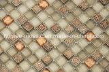 Смолаа и смешанная стеклом фабрика продукта мозаики мозаики стены смешанная