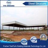 Высокопрочный сарай стальной рамки умеренной цены здания стальной структуры
