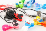 OEM Silicone Bobbin USB Wire Earphone Cable Clip Winder