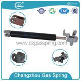 sustentação Lockable do elevador de gás do comprimento de curso de 80mm