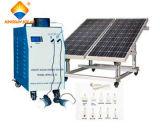 Sistema portatile di energia solare della Cina 2kw per la casa