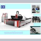 1500W Machine de découpe laser à fibre avec Ipg générateur de laser