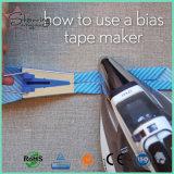 卸し売りアクセサリのステンレス鋼バイアステープメーカーは刺繍のためにセットした