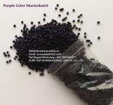 Color plástico de Masterbatch Masterbatch del color de Masterbatch del tratamiento por lotes principal su vida