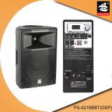 15 Zoll PROaktiver Plastiklautsprecher PS-4215bbt (DSP) USB-100W Ableiter-FM DSP