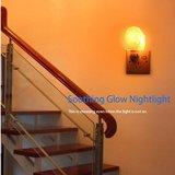 توهّج مهدىء مصغّرة بلّوريّة [هيملن] ملح ليل أضواء