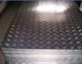 Алюминиевая плита проступи