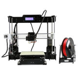 Machine van de Uitrusting van de Printer van Anet A8 Desktop Cura Fdm DIY 3D