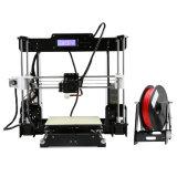Anet A8 탁상용 Cura Fdm DIY 3D 인쇄 기계 장비 기계