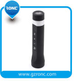 Beweglicher wasserdichter LED heller Bluetooth Lautsprecher 4 der multi Funktions-in 1