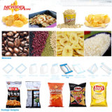 Pequeña fabricación de la etiquetadora del acondicionamiento de los alimentos de las patatas fritas