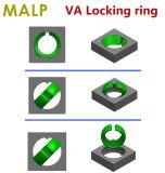VA Oblique-Angled 티타늄 잠그는 T 격판덮개 (외과 정형외과 임플란트)