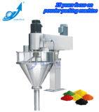 Máquina de embalagem de pó semi-automático de alimentos para peixe/Pimenta/Farinha (JAS-100-B)
