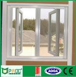 Qualitäts-Aluminiumflügelfenster-Fenster