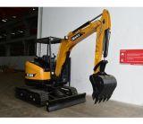 Sany Sy35u 3.78 tonnellate mini escavatore idraulico del cingolo del giardino e di costruzione per il servizio dell'India