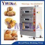 2018 Meilleures ventes de la fabrication du pain four machine commerciale
