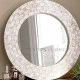 Espelho de alumínio para o banheiro, a decoração etc.