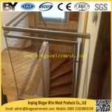 Гибкий кабель Ferrule веревочки нержавеющей стали X-Клонит загородка Infilling поручня Helideck моста балюстрады балкона лестницы