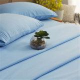 Hotel Conjuntos de folhas de cama de algodão branco