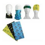 Assorbire il foulard senza giunte multifunzionale del Bandana UV dello scaldino del collo del sudore (YH-HS422)