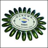 Polvo Ocrown 88805 del arte del clavo del efecto del espejo del camaleón del pigmento del cromo